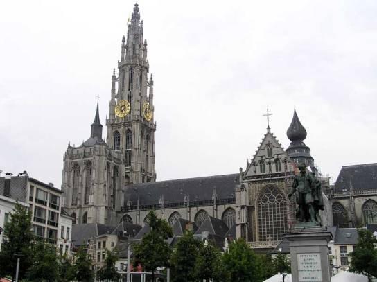 Rubens y la Catedral de Amberes