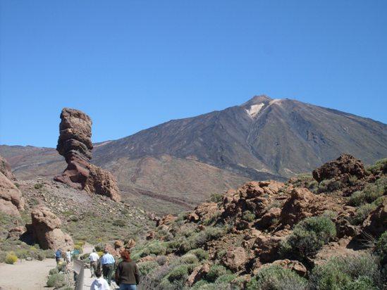 El Teide, nuestra montaña más alta