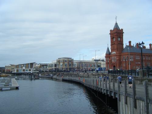 Bahia de Cardiff