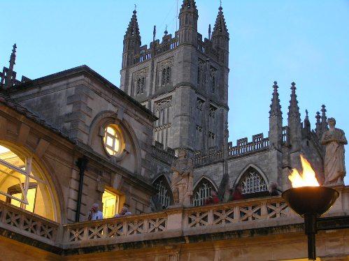 Bath, de la mano de Jane Austen