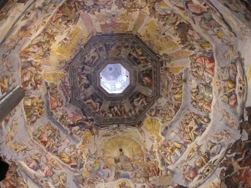 Foto de la cúpula de Brunelleschi