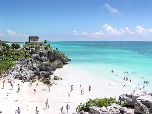 Tulum en la Riviera Maya