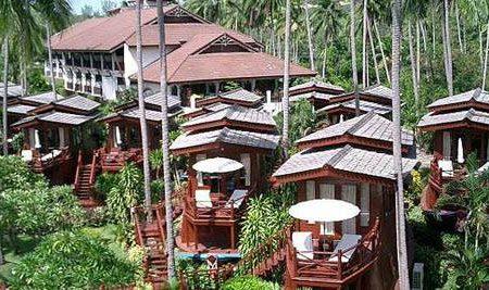 Imperial Boat House, en Tailandia