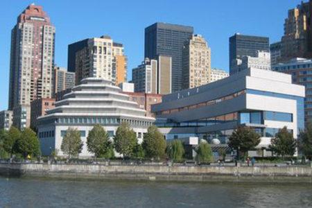 El Museo del Patrimonio Cultural Judío en Nueva York