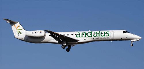 Andalus compañia aerea