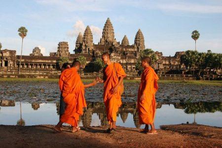 Una visita a Angkor Wat, la Ciudad Templo