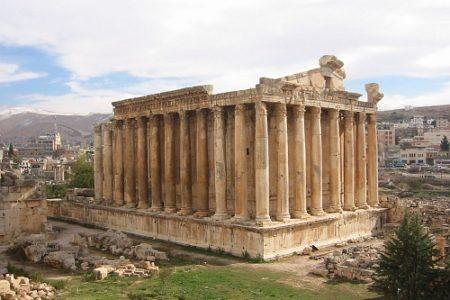 Baalbeck, siglos de historia en El Líbano
