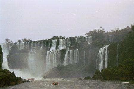 Las cataratas de Iguazú, fuerza de la Naturaleza