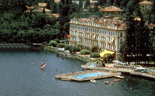 villa d´este en Lago di Como