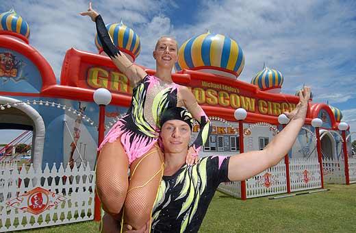 Gran Circo de Moscu