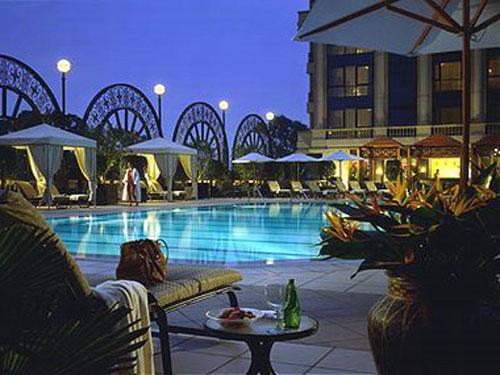 Hotel moevenpick resort El Cairo