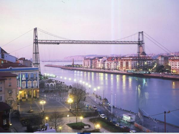 Crece el turismo en portugalete for El jardin portugalete