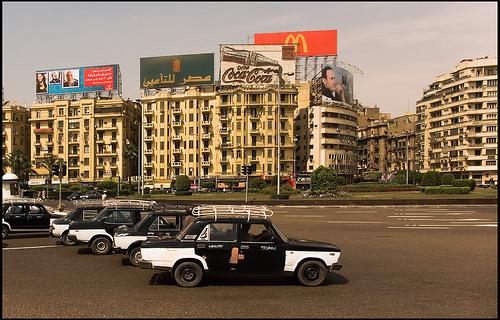 taxis-en-el-cairo