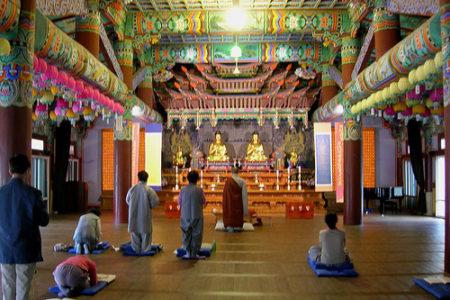 El Templo Haeinsa, un paraíso budista en Corea del Sur