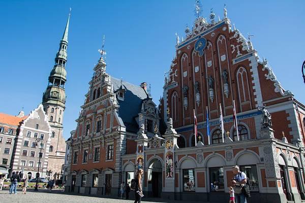 Riga turismo - ciudad historica