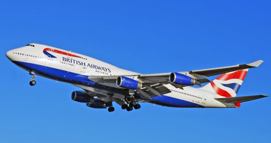 British Airways, 90 años en el aire