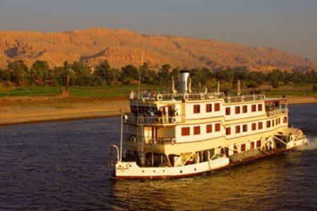 De crucero por el Nilo