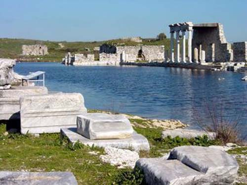miletus en Grecia
