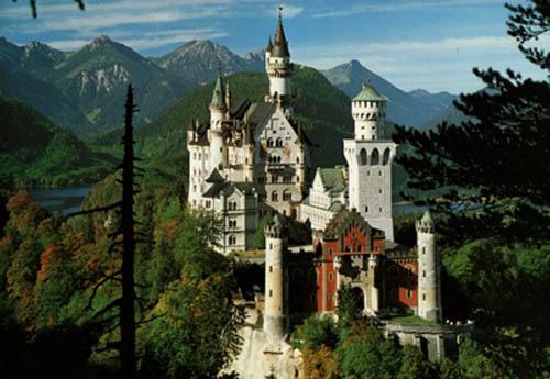 selva-negra-castillo de Neuchswastein