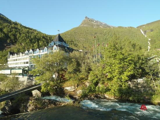 union-hotel en Noruega