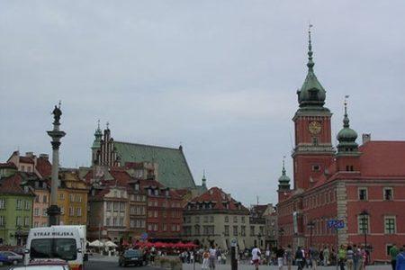 Varsovia, capital polaca