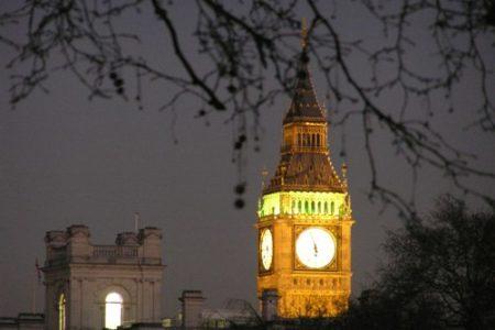El Big Ben, emblema de Londres