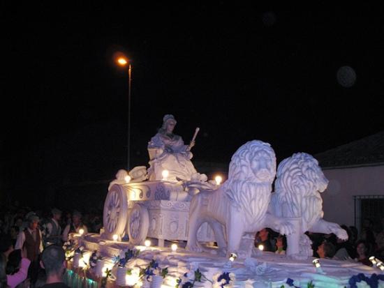 Desfile de las carrozas, Azuqueca
