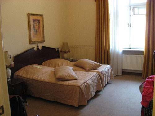 Hotel Budapest en Moscu