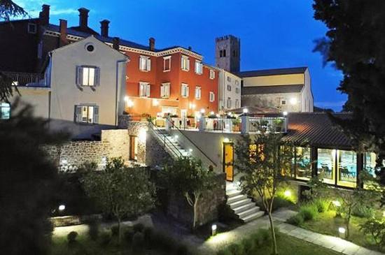 Hotel Kastel en Istria