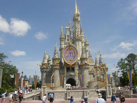 magic_kingdom en Disneyland Orlando