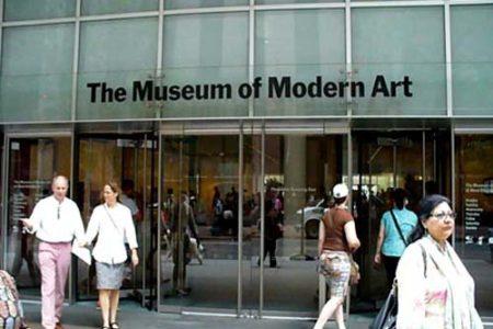 MoMA, Museo de Arte Moderno de Nueva York