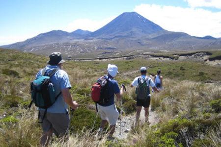 Parque Nacional Tongariro, tierra encantada en Nueva Zelanda