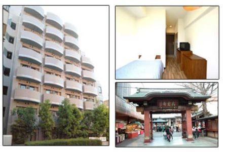 Weekly Mansion Sugamo, hotel en Tokio