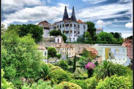 El hechizo de Sintra, en Portugal