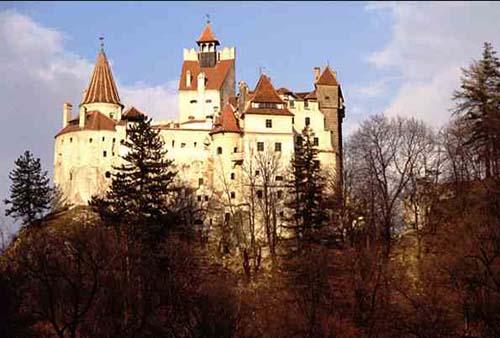 castillo-bran en Rumania