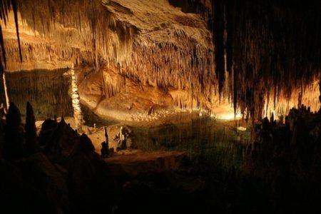 Cuevas del Drac, paseo inolvidable