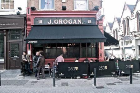 Los mejores bares de Dublin