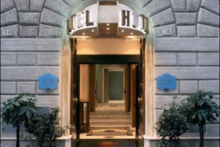 Hotel Camelia, buena relación precio-calidad, en Roma