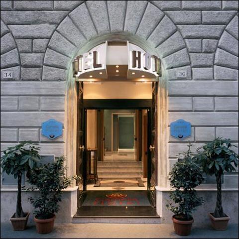 hotel-camelia en Roma