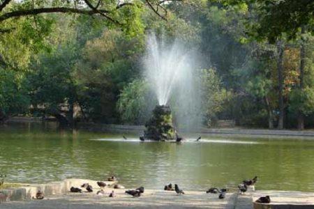 El Parque Cismigiu, el corazón de Bucarest
