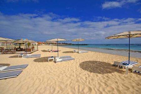 Playa Santa María, un paraíso en Cabo Verde