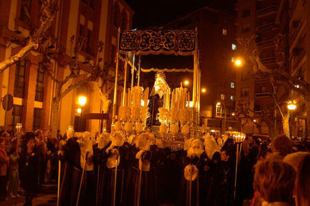 La Semana Santa de Logroño es declarada Fiesta de Interes Turistico