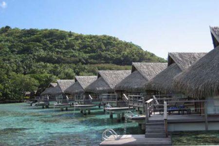 Hotel Sofitel Moorea Ia Ora, en la Polinesia francesa