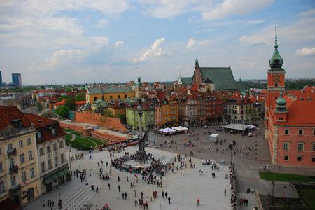 Turismo en Varsovia