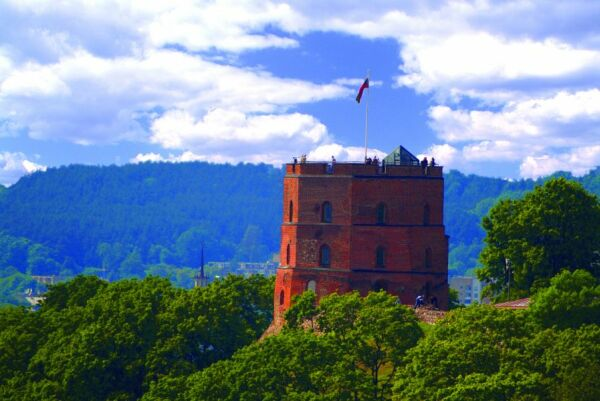 Castillo de Gediminas