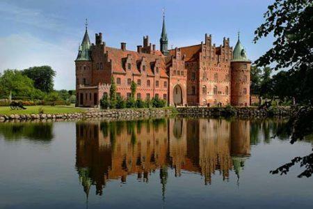 El Castillo de Egeskov, símbolo de Dinamarca