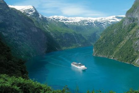 Cruceros por el Norte de Europa