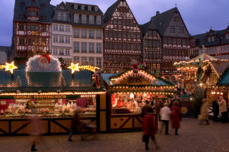 Oferta de Navidad para viajar en tren a Colonia