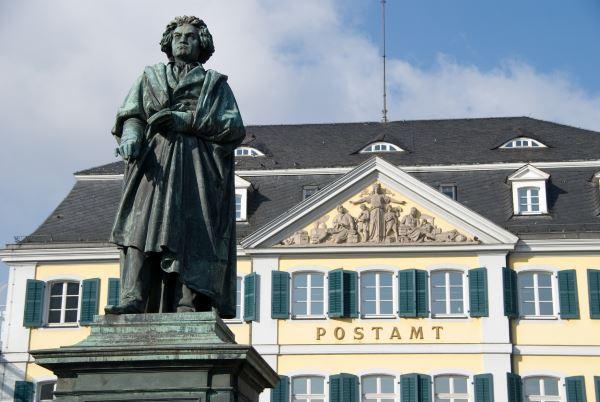 Beethoven, casa museo en Bonn
