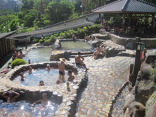 Beitou aguas termales cerca de taipei for Aguas termales naturales madrid